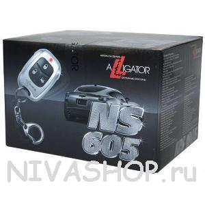 Автосигнализация Alligator NS-605