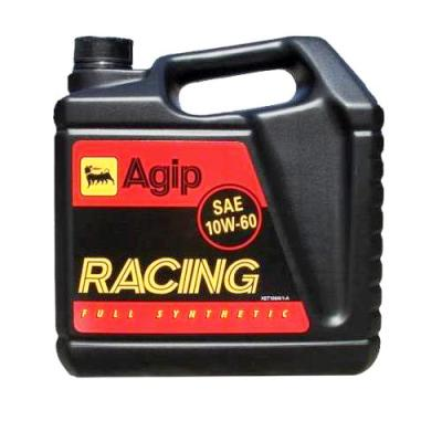 Масло моторное AGIP Racing 10W60, 4L